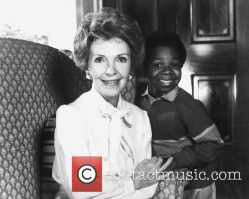 Nancy Reagan, Nancy Davis and Gary Coleman
