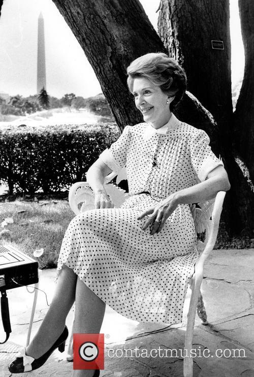 Nancy Reagan and Nancy Davis 7