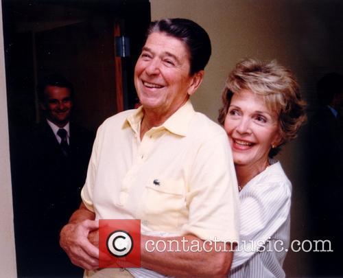 Nancy Reagan, Nancy Davis and Ronald Reagan 10