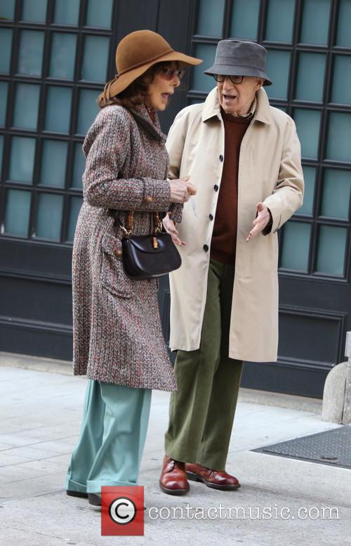 Woody Allen and Elaine May 3