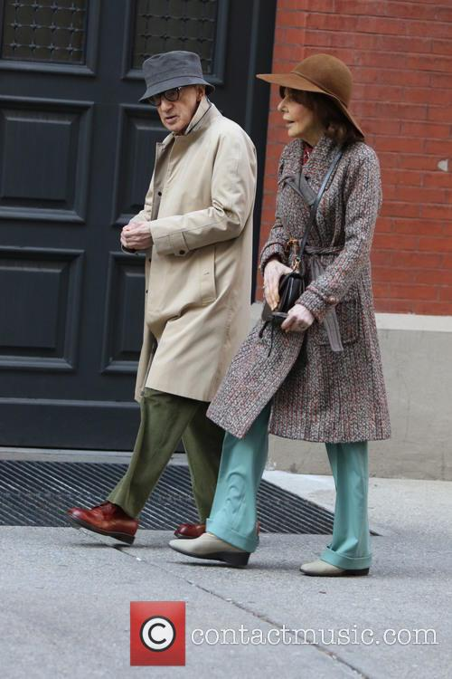 Woody Allen and Elaine May 8
