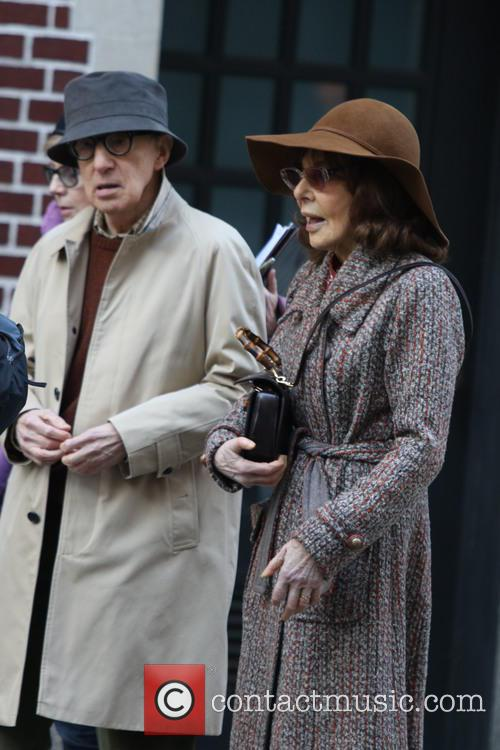 Woody Allen and Elaine May 9