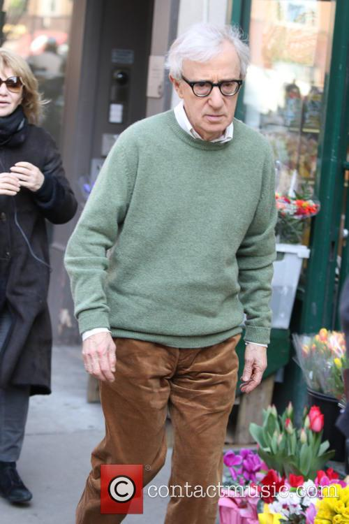 woody allen biography news photos and videos