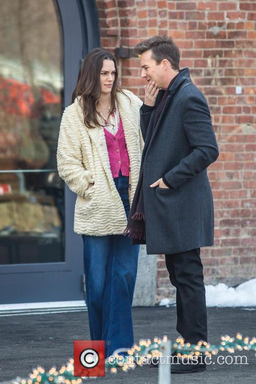 Keira Knightley and Edward Norton 4
