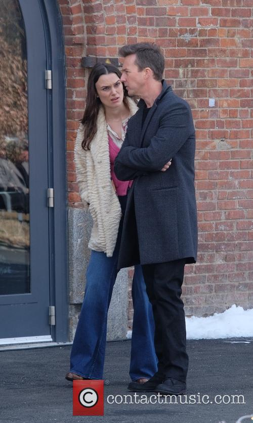 Keira Knightley and Ed Norton 4