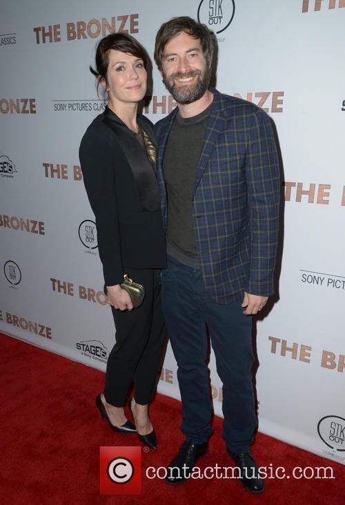Katie Aselton and Mark Duplass 1