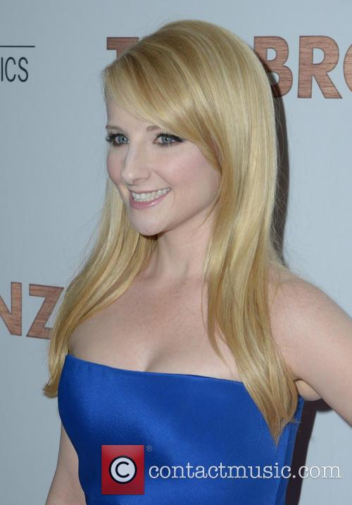 Melissa Rauch 2