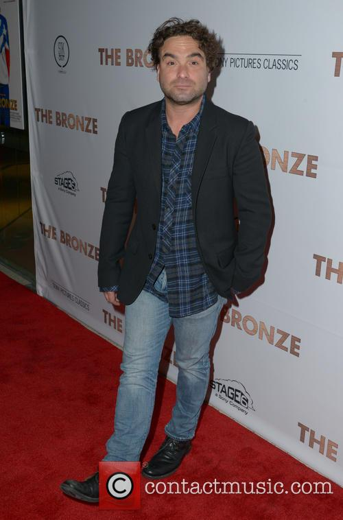Johnny Galecki 1