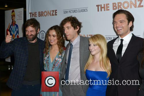 Mark Duplass, Haley Lu Richardson, Thomas Middleditch, Melissa Rauch and Sebastian Stan