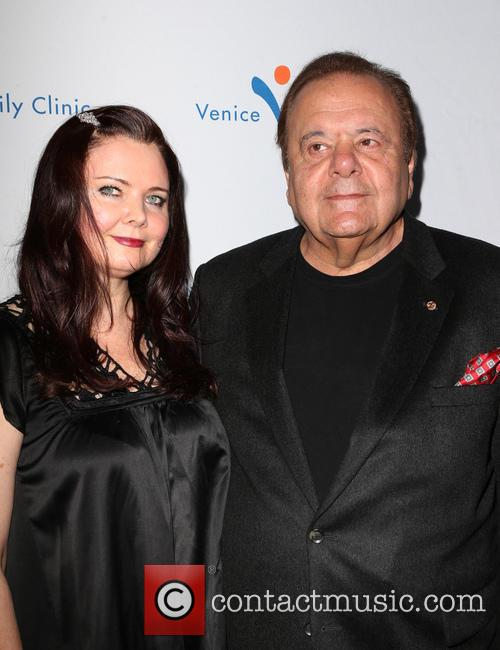 Paul Sorvino and Amanda Sorvino 2
