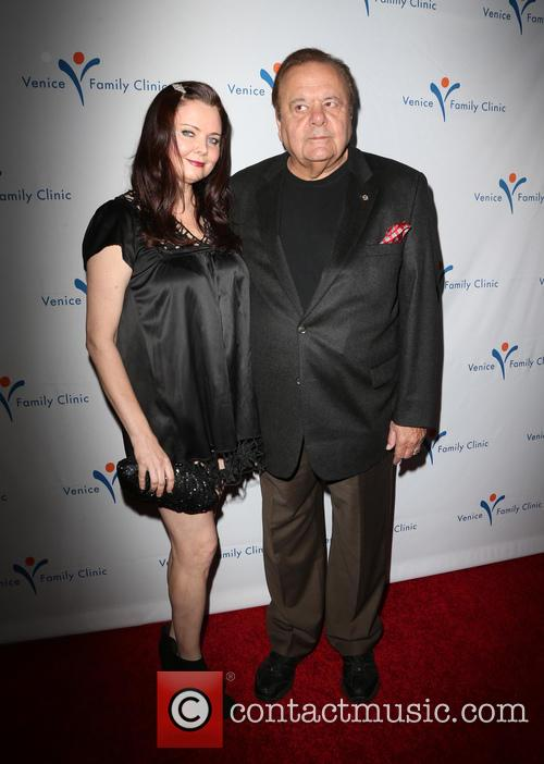 Paul Sorvino and Amanda Sorvino 6