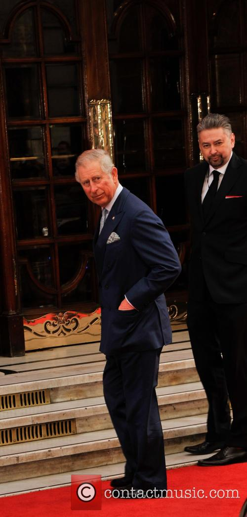 Hrh Prince Of Wales 2