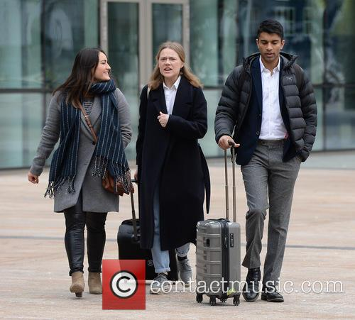 Jemima West and Nikesh Patel 1