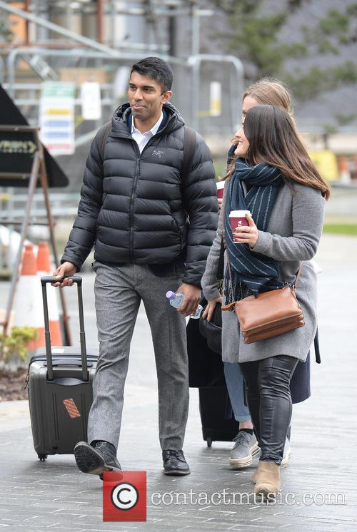 Jemima West and Nikesh Patel 10
