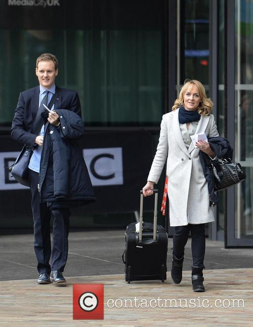 Dan Walker and Louise Minchin 1