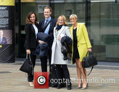 Sally Nugent, Dan Walker, Louise Minchin and Steph Mcgovern