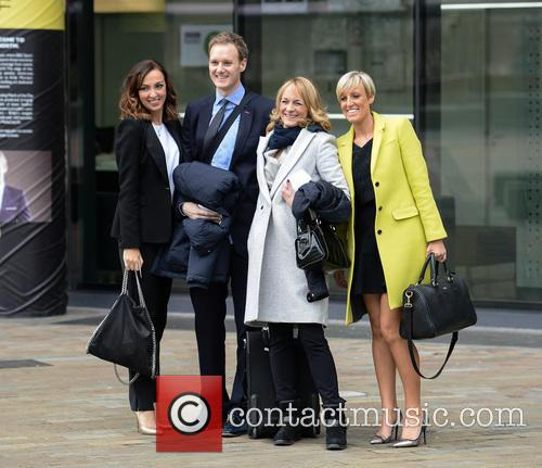 Sally Nugent, Dan Walker, Louise Minchin and Steph Mcgovern 2
