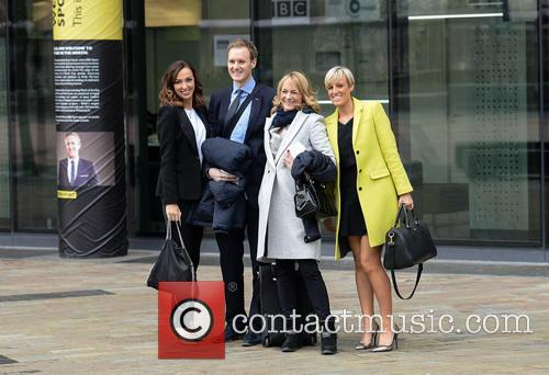 Sally Nugent, Dan Walker, Louise Minchin and Steph Mcgovern 3