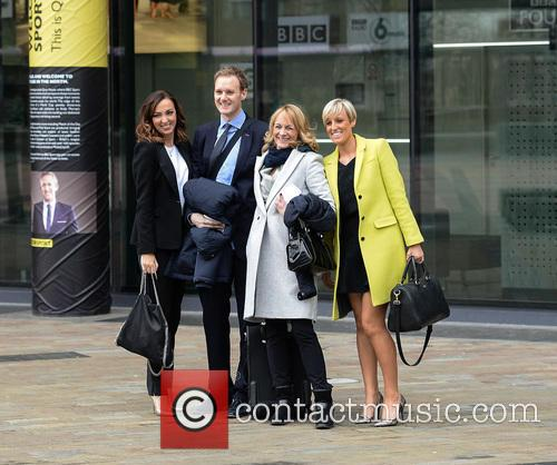 Sally Nugent, Dan Walker, Louise Minchin and Steph Mcgovern 4