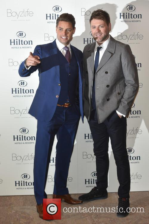 Brian Mcfadden and Keith Duffy 1