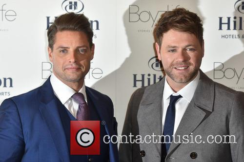 Brian Mcfadden and Keith Duffy 3