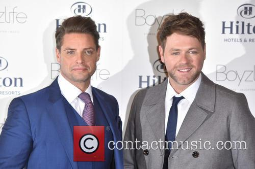 Brian Mcfadden and Keith Duffy 4