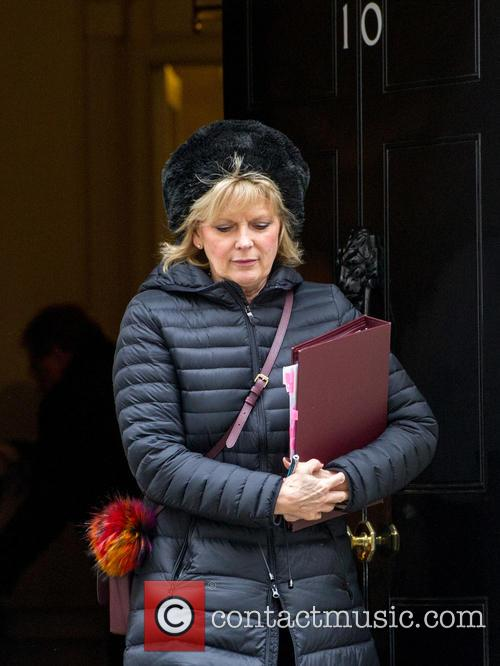 Anna Soubry Mp, Minister For Small Business, Industry and Enterprise 1