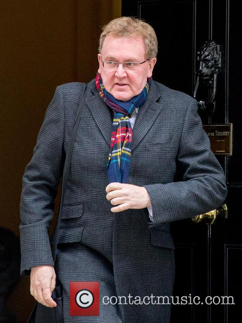 David Mundell Mp and Secretary Of State For Scotland 1