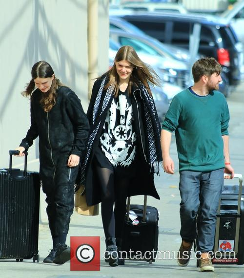 Jimmy Kimmel - Eliot Sumner comes to Hollywood for an