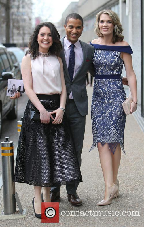 Sean Fletcher, Charlotte Hawkins and Laura Tobin 1