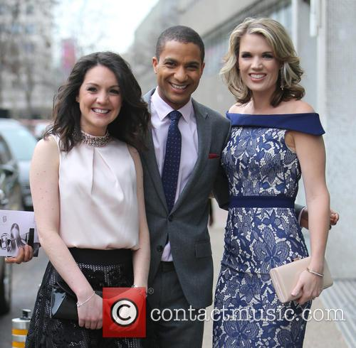 Sean Fletcher, Charlotte Hawkins and Laura Tobin 2