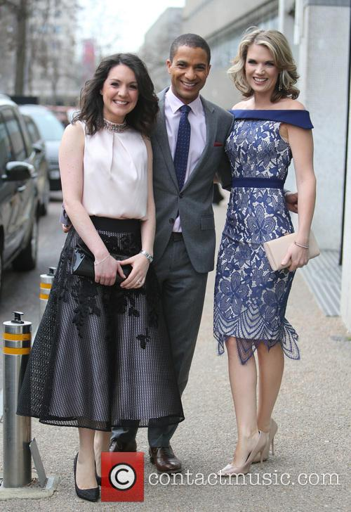 Sean Fletcher, Charlotte Hawkins and Laura Tobin 3