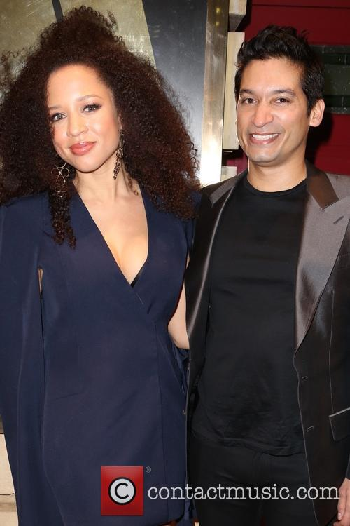 Natalie Gumede and Raj Ghatak 1
