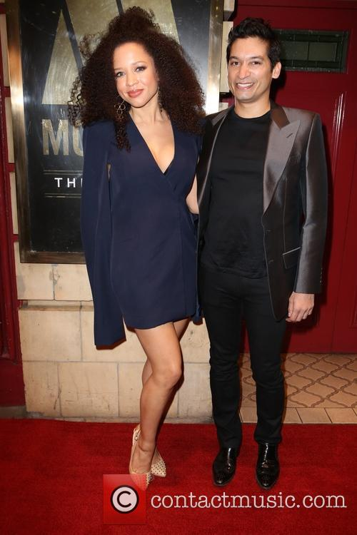 Natalie Gumede and Raj Ghatak 2