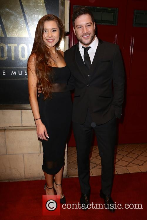 Guest and Matt Cardle 1