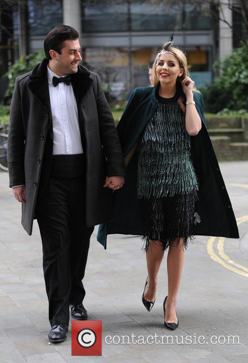 Lydia Bright and James Argent 7