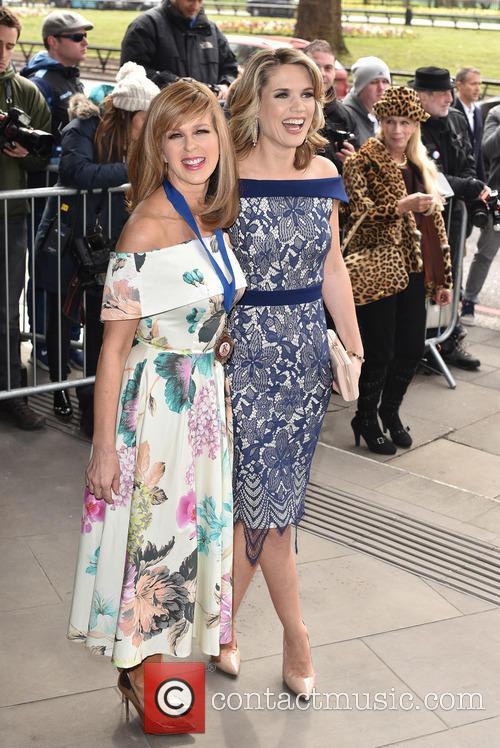 Charlotte Hawkins and Kate Garraway 3