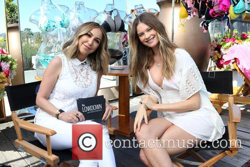 Diana Madison and Behati Prinsloo 2
