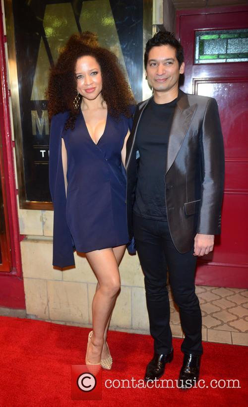 Natalie Gumede and Raj Ghatak 2