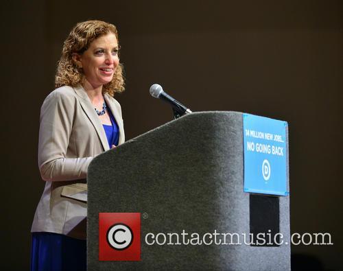 Rep. Debbie Wasserman Schultz Dnc Chair 11