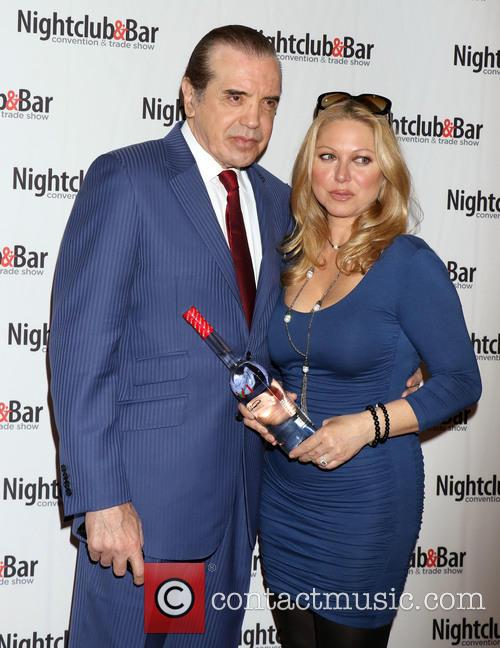 Chazz Palminteri and Gianna Ranaudo 2