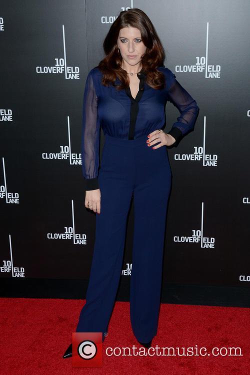 New York premiere of '10 Cloverfield Lane' -...