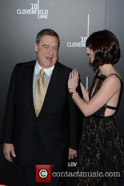 John Goodman and Mary Elizabeth Winstead 1