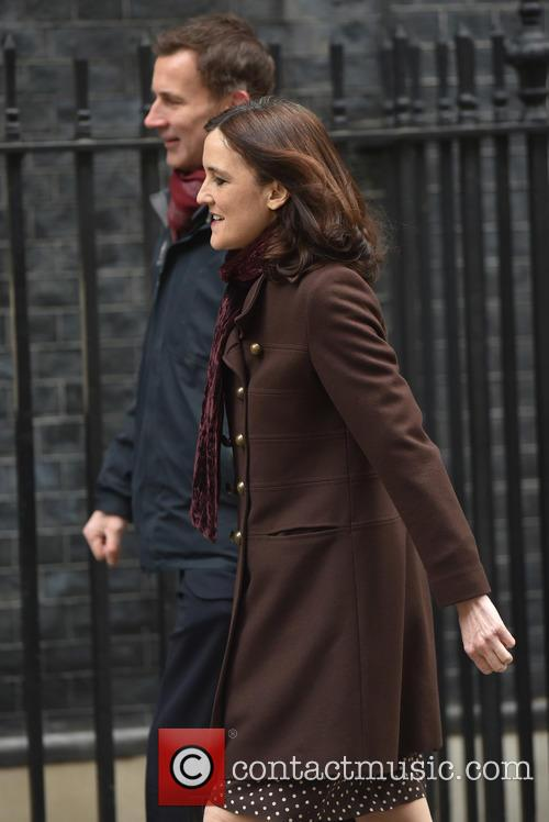 Jeremy Hunt and Theresa Villiers 4