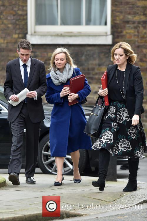 Liz Truss and Amber Rudd 1