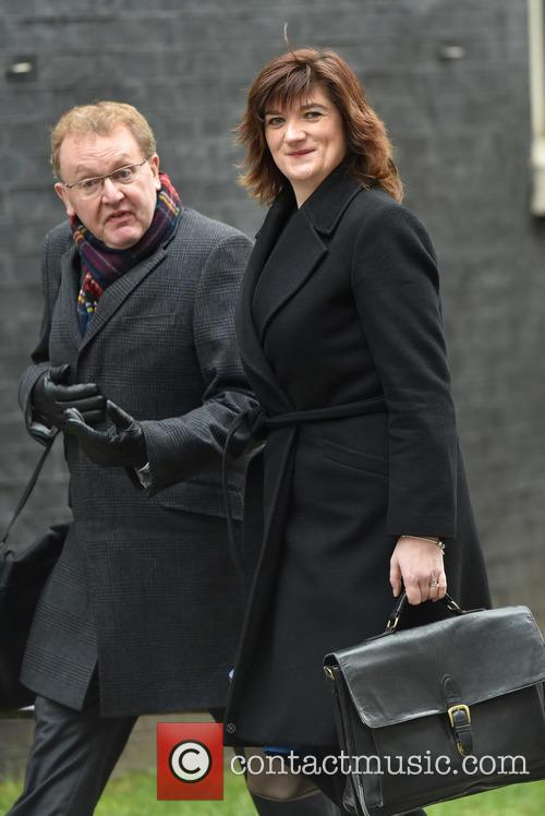 Nicky Morgan and David Mundell 3