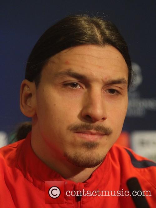 Zlatan Ibrahimovic 8