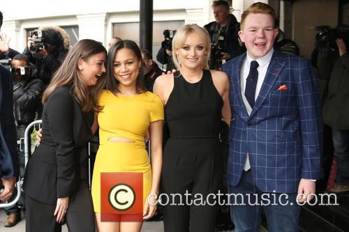 Brooke Vincent, Tisha Merry, Katie Mcglynn and Colson Smith 5
