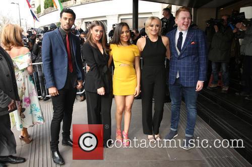 Dean Fagan, Brooke Vincent, Tisha Merry, Katie Mcglynn and Colson Smith 2