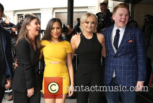 Brooke Vincent, Tisha Merry, Katie Mcglynn and Colson Smith 6